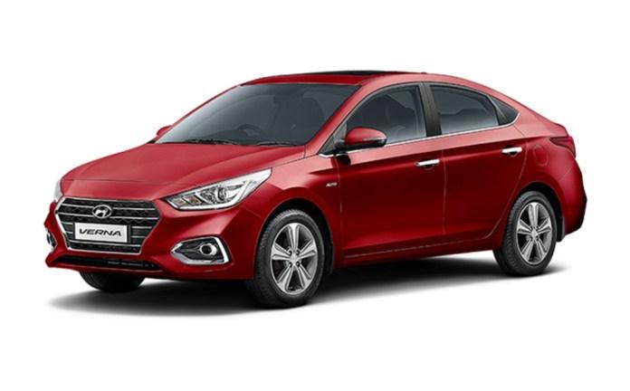 Hyundai Verna | 20 Best Mileage Car of 2020
