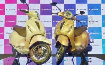 Bajaj Chetak Electric Scooter Launched : The Legend Is Back