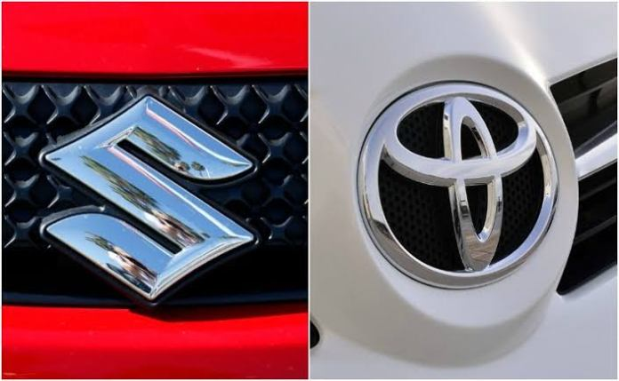 Suzuki and Toyota   Indian automobile Industry Highlights 2019