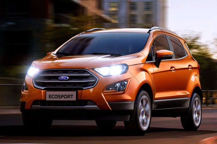 Ford EcoSport to Lose 1.0L EcoBoost Turbo-Petrol Engine
