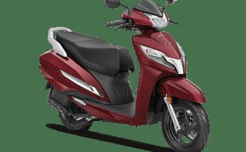 BS6 Honda Activa 125