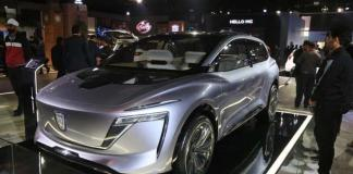MG Roewe Vision-i Concept