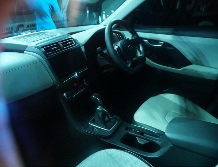 Hyundai Creta Facelift Interiors