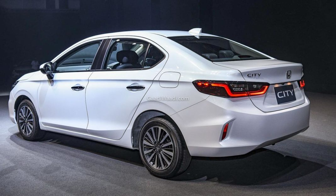 2020 honda city to get india-specific features
