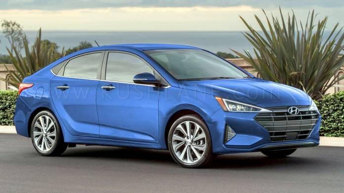 Hyundai Verna facelift | Credits: Rushlane