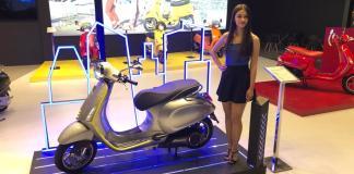 Piaggio Vespa, Aprilia SXR125, SXR160 Unveiled: Auto Expo 2020 Day 2