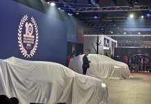 Volkswagen Motorsport India Lineup at Auto Expo 2020