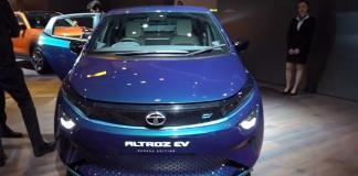 Altroz EV At Auto Expo 2020