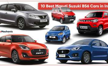 10 Best BS6 Maruti Suzuki Cars in India You Can Buy Right Now!