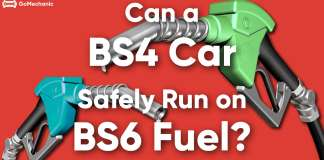 Can a BS4 Car Safely Run On BS6 Fuel?