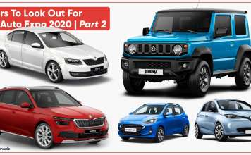 20 Cars To Look Out For At Auto Expo 2020 (Part 2)