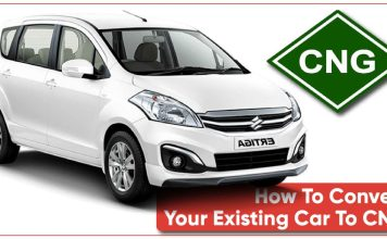 How to covert your existing car to CNG?