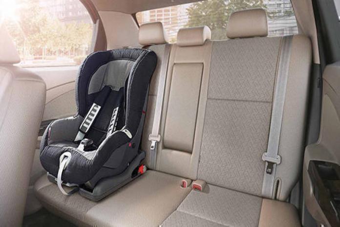 Child Seats | Bad Driving Habits
