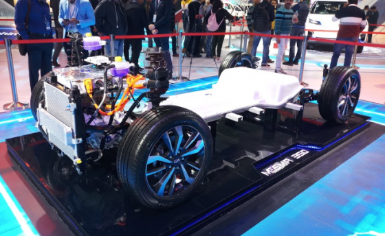 Mahindra Electric Scalable Modular Architecture (MESMA) Platform For EVs