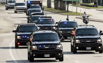 The Fleet Of Mean Rides Of Donald Trump: Have A Look At His Cars
