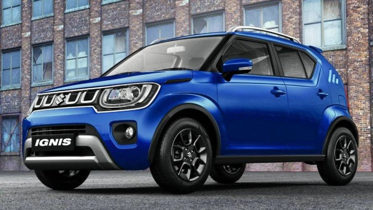 Maruti Suzuki Ignis Facelift Launched At Rs 4 89 Lakh