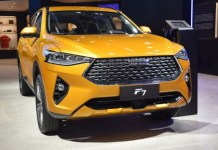 Haval F7 SUV Unveiled at the Auto Expo 2020 | Hyundai Tucson Rival