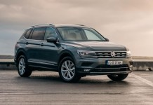 Indian Spec Volkswagen Tiguan Allspace Revealed