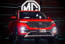 6 Seater MG Hector to be launched | Auto Expo 2020