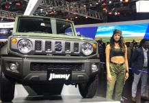 Maruti Suzuki Jimny Unveiled At The Auto Expo 2020 Day 4