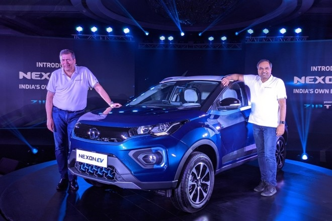 EV Conterpart of the Tata Nexon