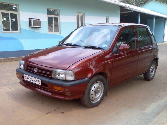 Maruti Suzuki Zen D | Forgotten Maruti Cars In India