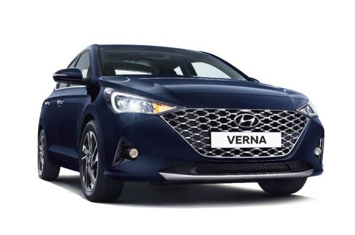 2020 Hyundai Verna revealed, Bookings Open Officially