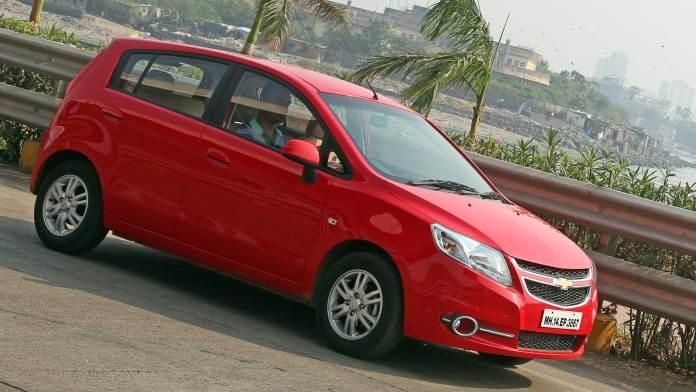 Chevrolet Sail U-VA | Forgotten Hatchbacks In India