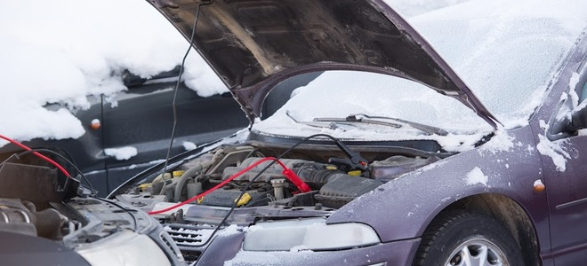 Cold Engine Start | Common Car Maintenance Problems