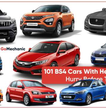 101 BS4 Cars With Heavy Discounts: Hurry Before The BS6