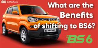 What are the benefits of shifting to BS6?