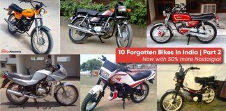 10 Forgotten Bikes In India | Part 2 Now with 50% more Nostalgia!