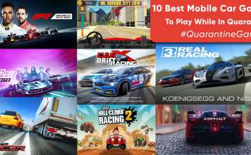 10 Best Mobile Car Games To Play While In Quarantine