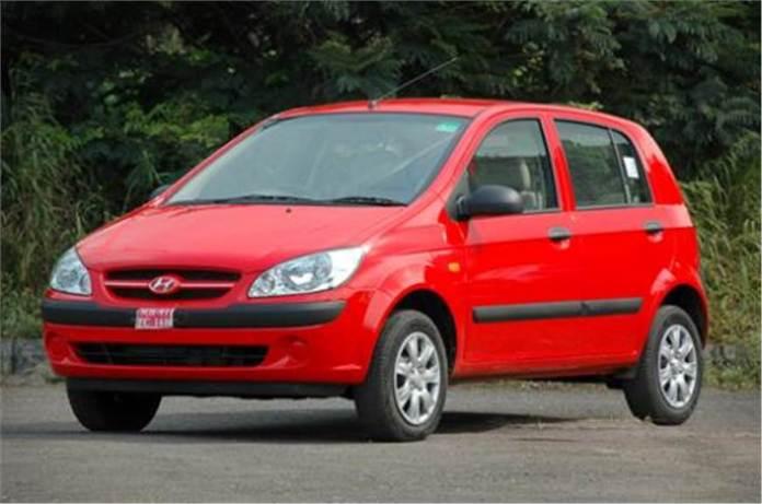 Hyundai Getz | Forgotten Hatchbacks In India