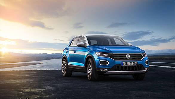 Volkswagen T-Roc Bookings cross 300 mark in India