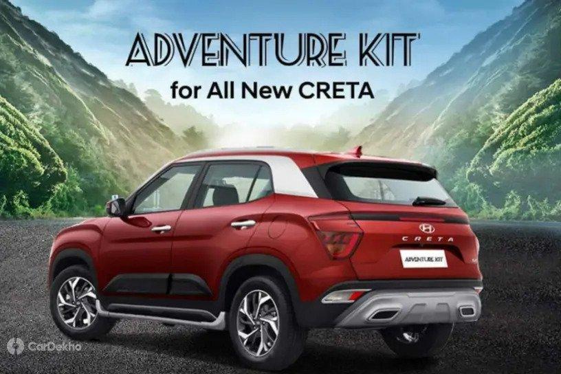 2020 Hyundai Creta Accessory Packs Revealed Pick Yours Here