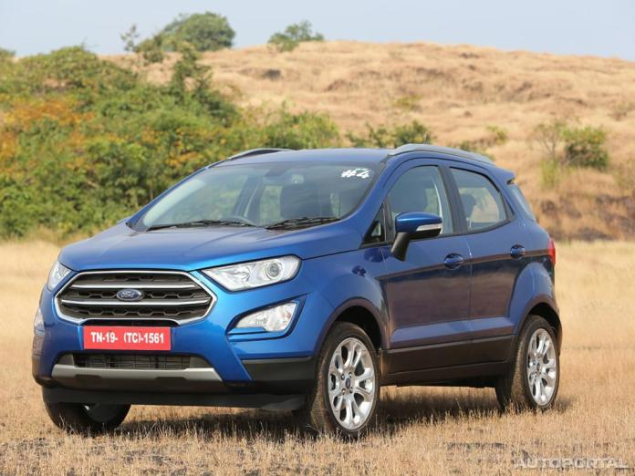 Ford Ecosport | First Sub-Compact SUV in India