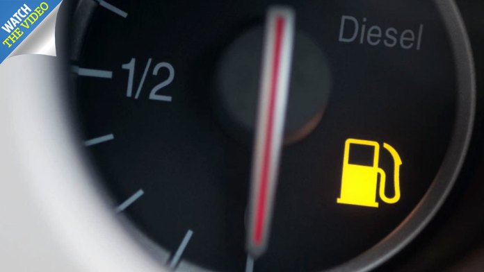 Fuel Indicator Dashboard Warning Light