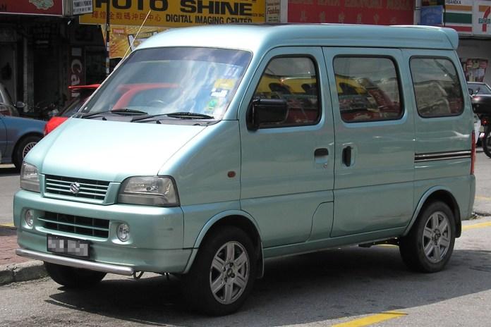 Maruti Suzuki Versa | Forgotten Maruti Cars In India