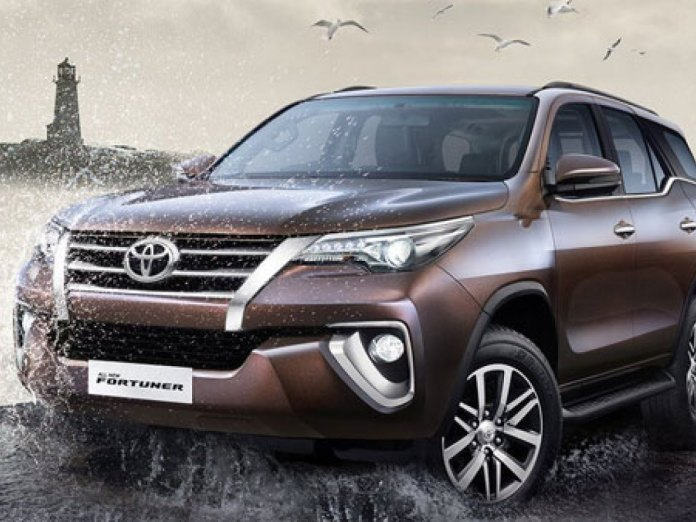 Toyota Fortuner | BS6 Cars from Toyota