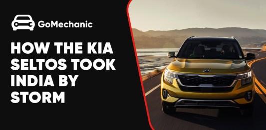 How the Kia Seltos took India by storm? An Insight!