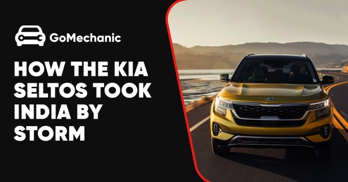 How the Kia Seltos took India by storm? An Insight!