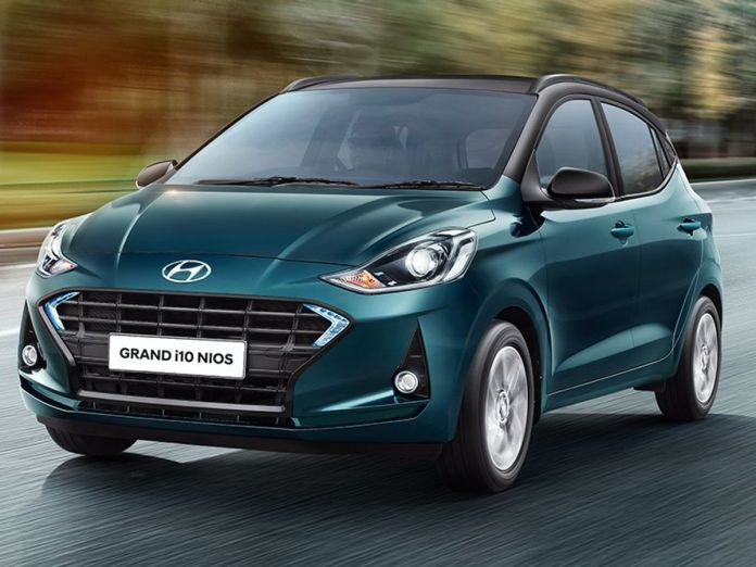 Hyundai Grand i10 equipped with Hyundai's powerful engine