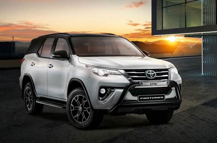 Toyota Fortuner | Credits Autocar