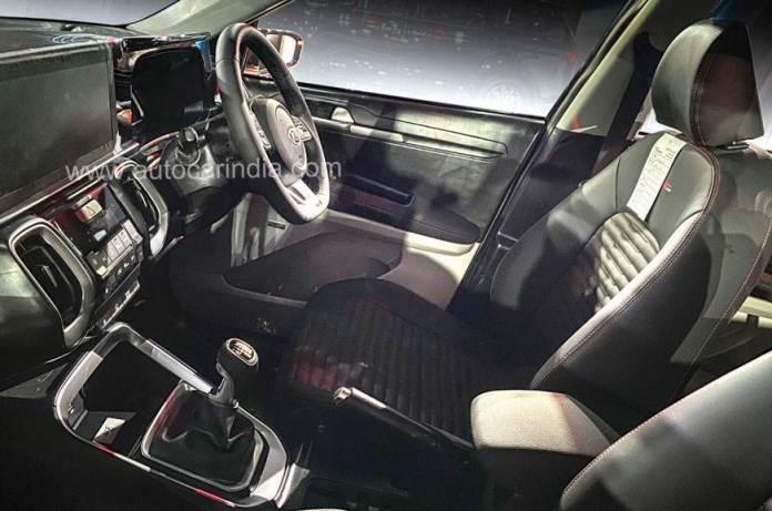 Kia Sonet Interior | Credits: Autocar
