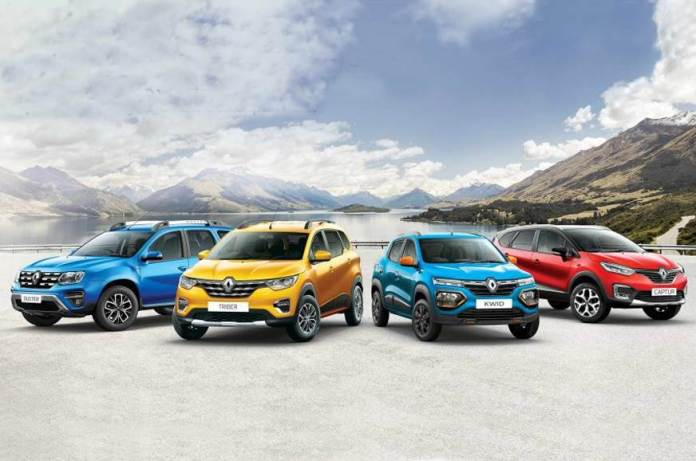 Renault India launches 'book online, pay later' campaign with Extended Warranty