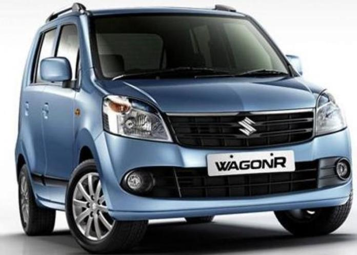 Maruti Suzuki WagonR Second Generation