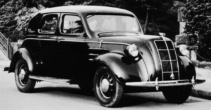 Toyoda Model AA: First Prototype