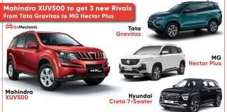 Mahindra XUV500 to get 3 new Rivals- From Tata Gravitas to MG Hector Plus