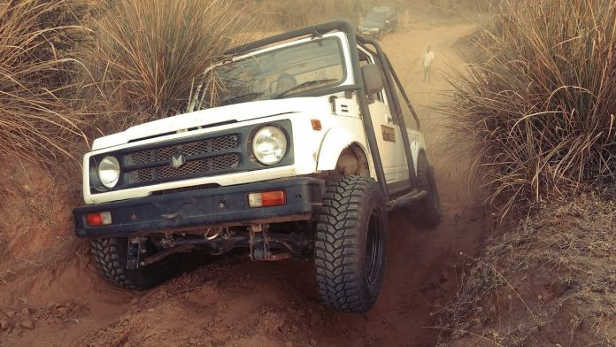 Maruti Suzuki Gypsy | Forgotten Maruti Suzuki Cars In India